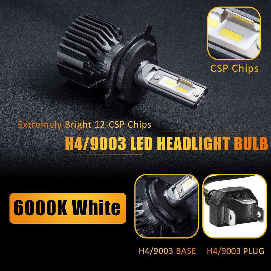 SEALIGHT led headlights