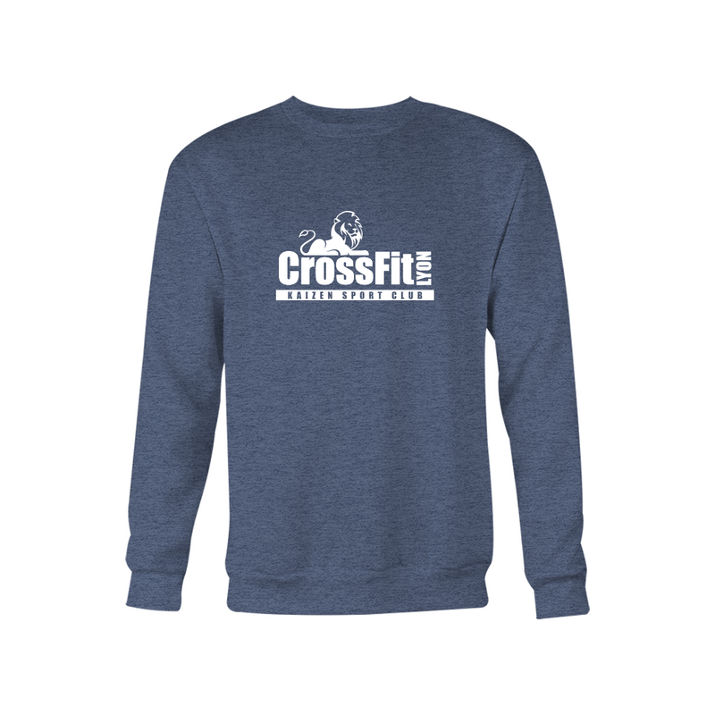 SWEAT COL ROND - CROSSFIT® LYON