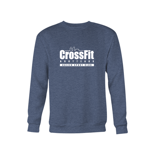 SWEAT COL ROND - CROSSFIT® BROTTEAUX
