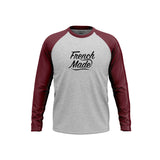 T-SHIRT BASEBALL - FRENCHMADE