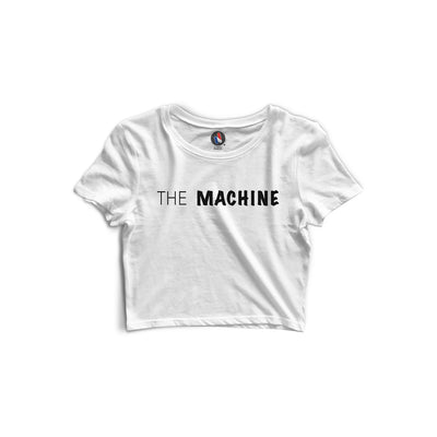 CROP TOP - THE MACHINE
