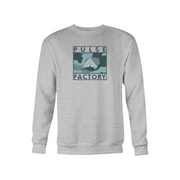 SWEAT COL ROND UNISEX - PULSE FACTORY