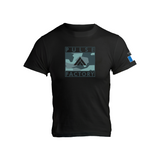 t-shirt de crossfit homme en coton biologique pulse factory