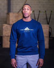 SWEAT COL ROND - ORGANIC WORKOUT