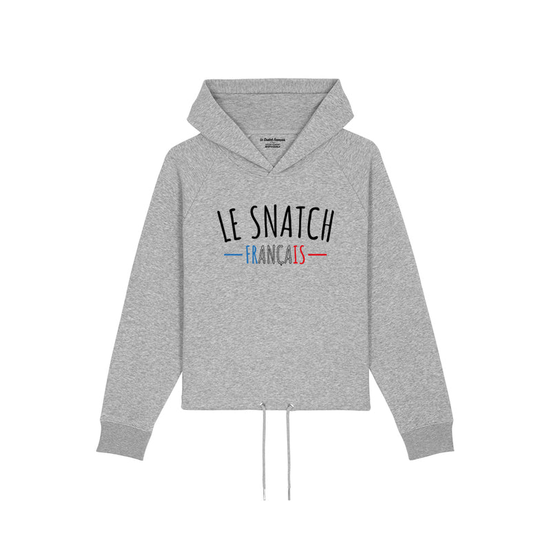 SWEAT-SHIRT FEMME - LE SNATCH FRANÇAIS