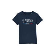 T-SHIRT KIDS - LE SNATCH FRANÇAIS