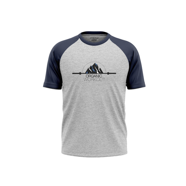 T-SHIRT HOMME - ORGANIC WORKOUT
