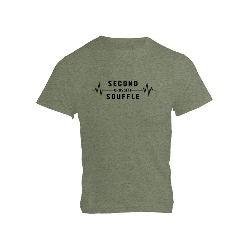 T-SHIRT HOMME - CROSSFIT® SECOND SOUFFLE
