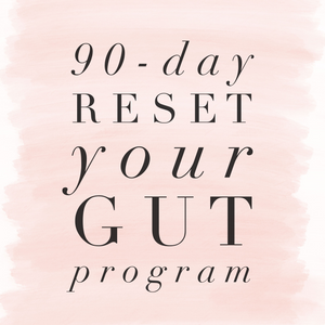 90-Day Reset Your Gut And Get Glowing Program