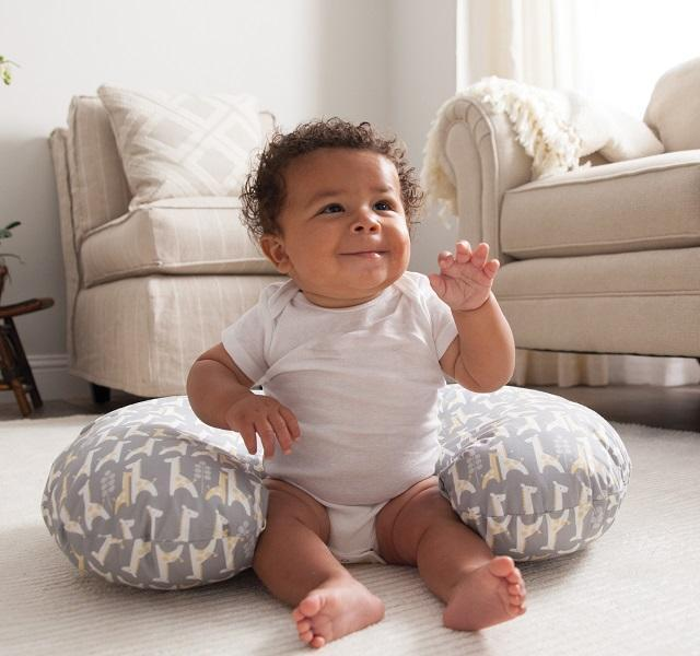 Boppy® Feeding & Infant Support Pillow Featured in Fit Pregnancy & Baby Magazine