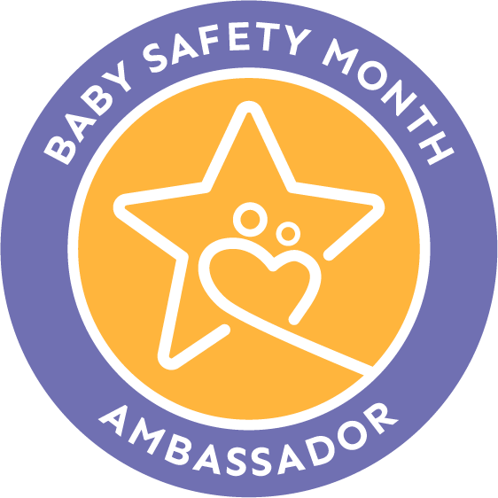 Boppy is proud to be a Baby Safety Month Ambassador
