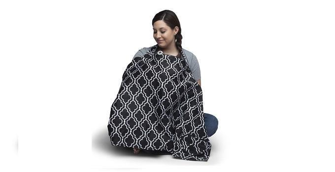 Boppy® Nursing Cover Featured in Pregnancy & Newborn Magazine