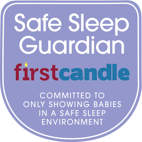safe sleep guardian badge