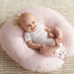 Boppy® Preferred Newborn Lounger Pink Princess