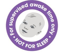 supervised awake time only