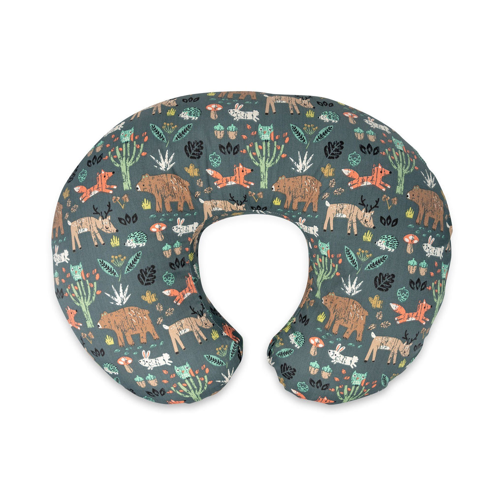 Boppy® Original Feeding & Infant Support Pillow - Green Forest Animals