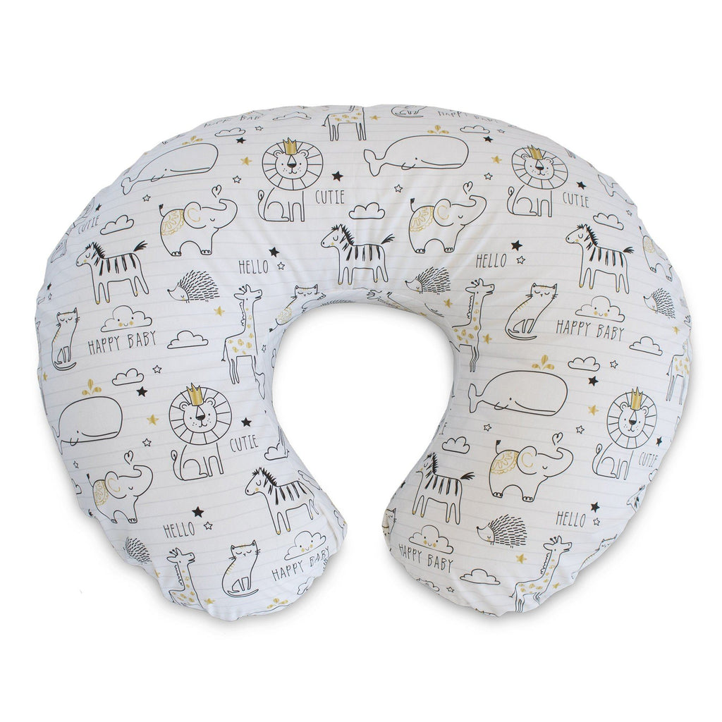 Boppy<sup>®</sup> Original Feeding & Infant Support Pillow - Notebook