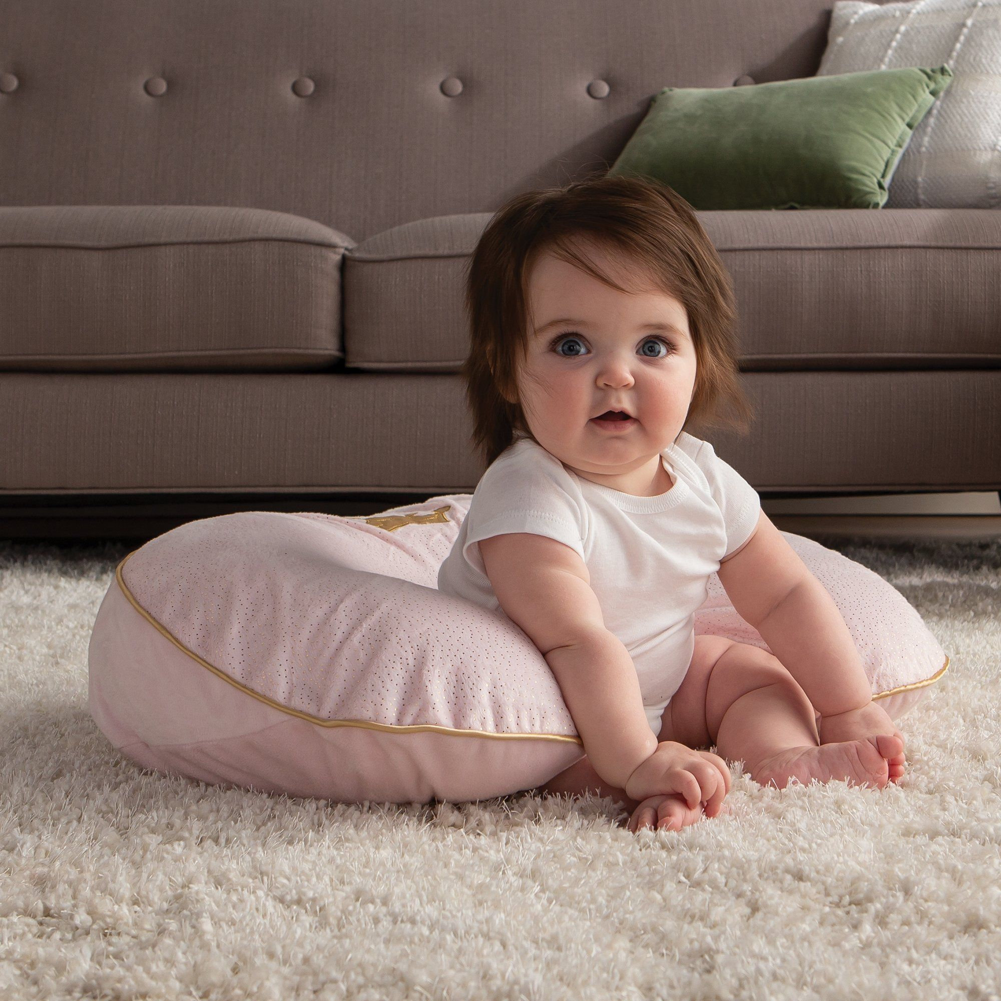 Boppy 174 Luxe Feeding Amp Infant Support Pillow