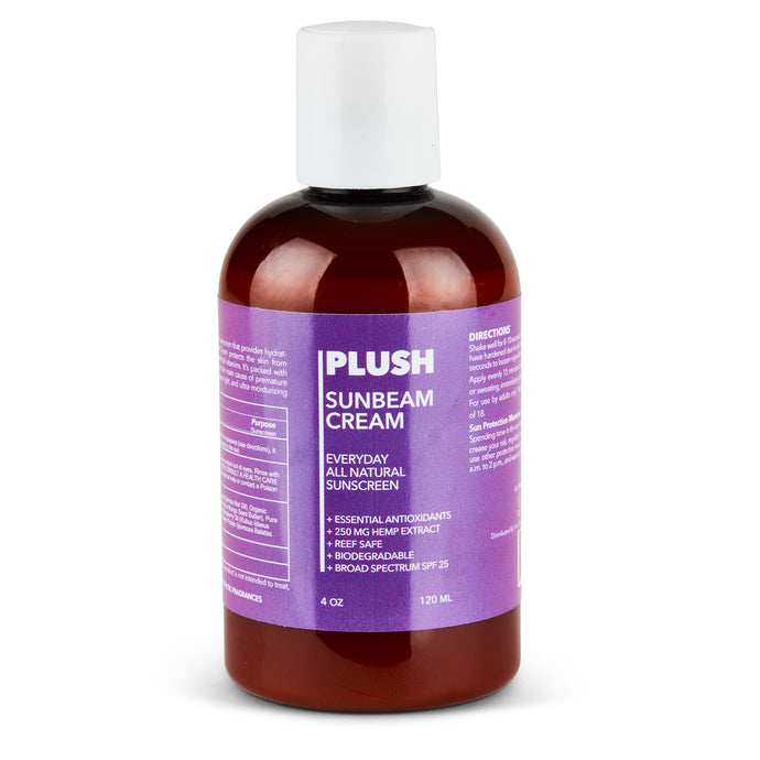 Plush Sunbeam Cream Daily Moisturizer SPF 25 - Fresh Farms LLC