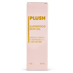 Plush Superfood Skin Oil - Fresh Farms LLC