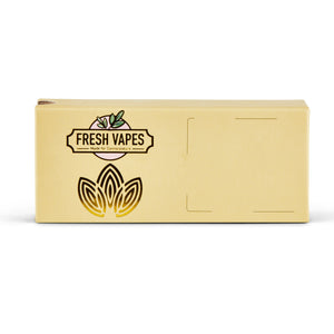 Fresh Luxury Hemp Vape Cartridges MANGO - Fresh Farms LLC