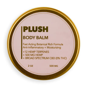 Plush Body Balm - Fresh Farms LLC