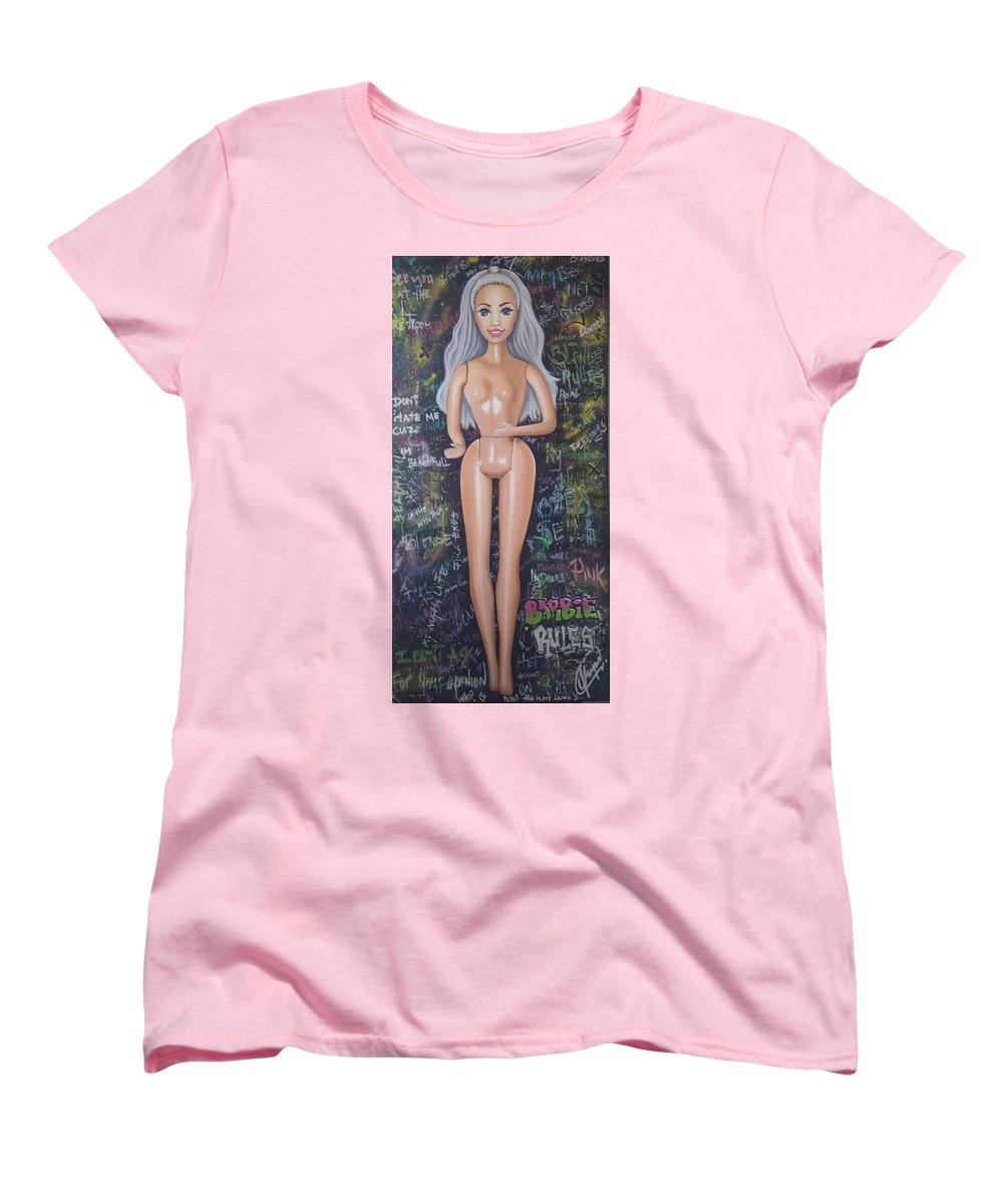 Be Who You Wanna Be - Women's T-Shirt (Standard Fit)