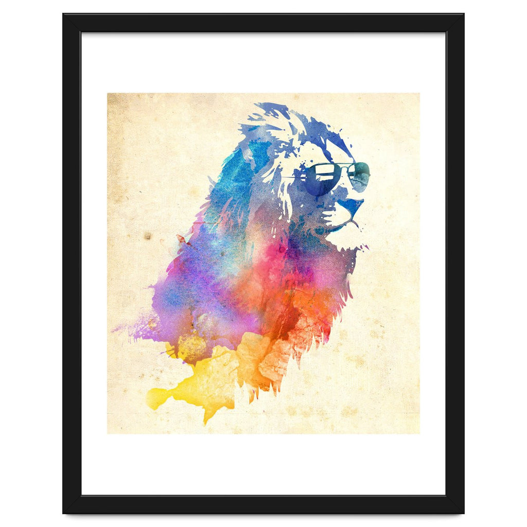 Sunny Leo Framed Artwork by Robert farkas
