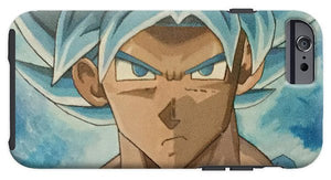 Super Sayian Blue Goku - Phone Case