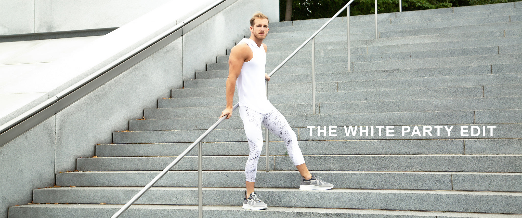 Banner - The White Party Edit