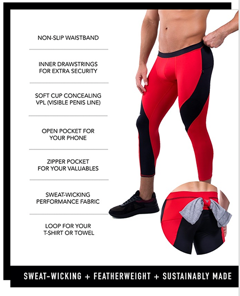 meggings features