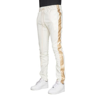 Gold Metallic Joggers - Matador Meggings