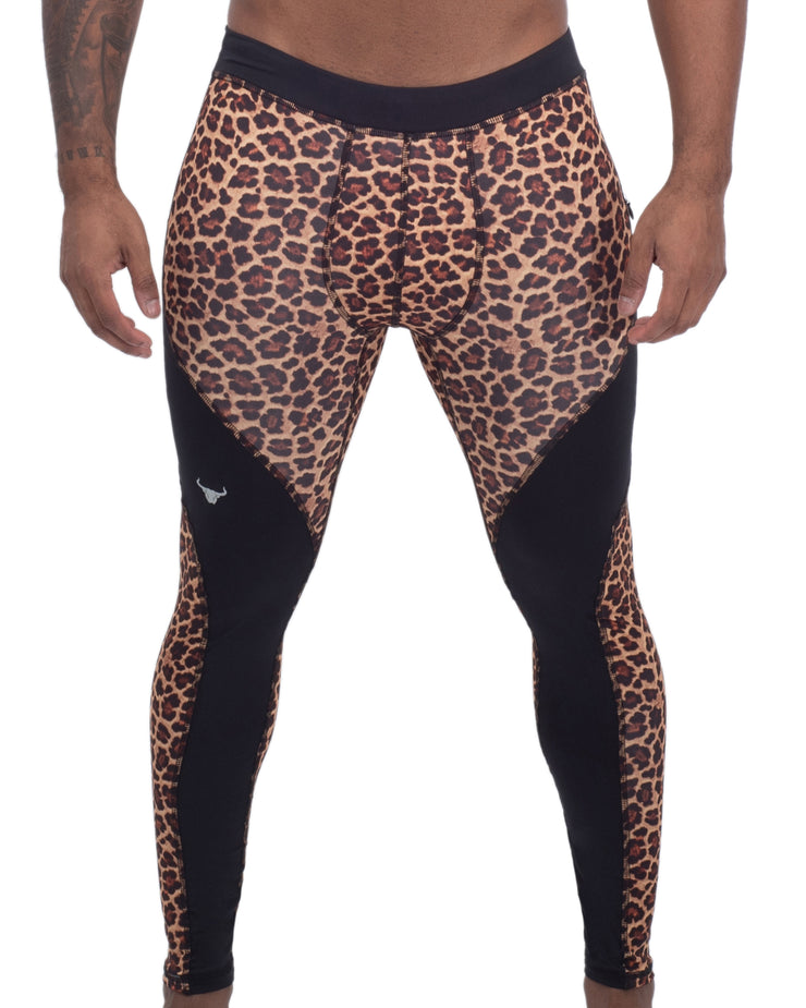 Leopard Meggings - Matador Meggings