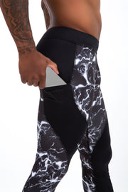 Black Thunder Meggings