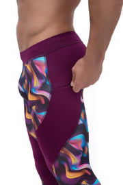 Psychedelic Meggings