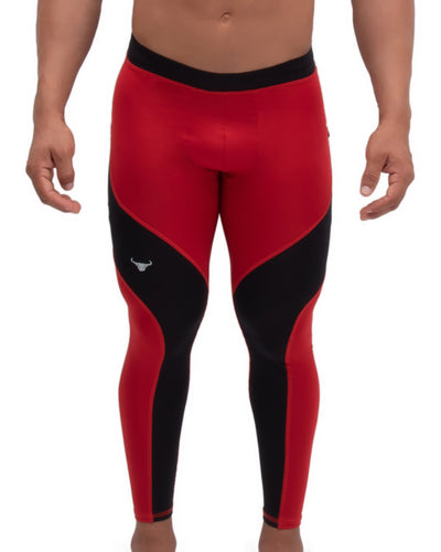 Red/Black Meggings