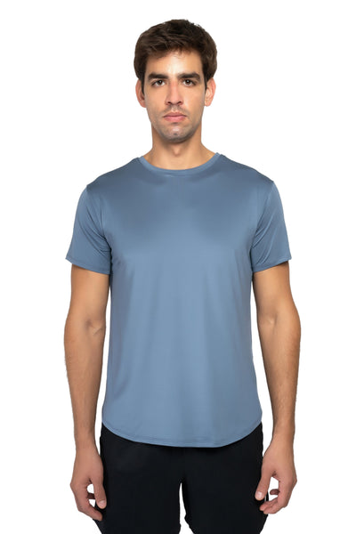 Silky T-shirt - Ash Blue - Matador Meggings