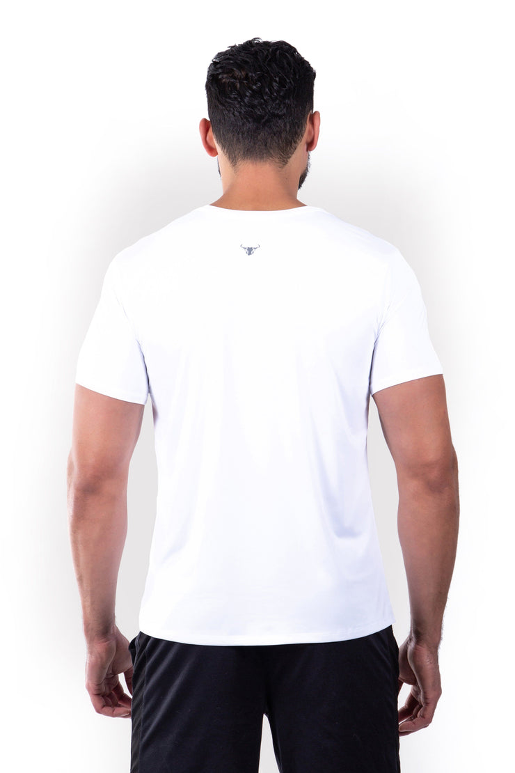 Silky T-shirt - White - Matador Meggings