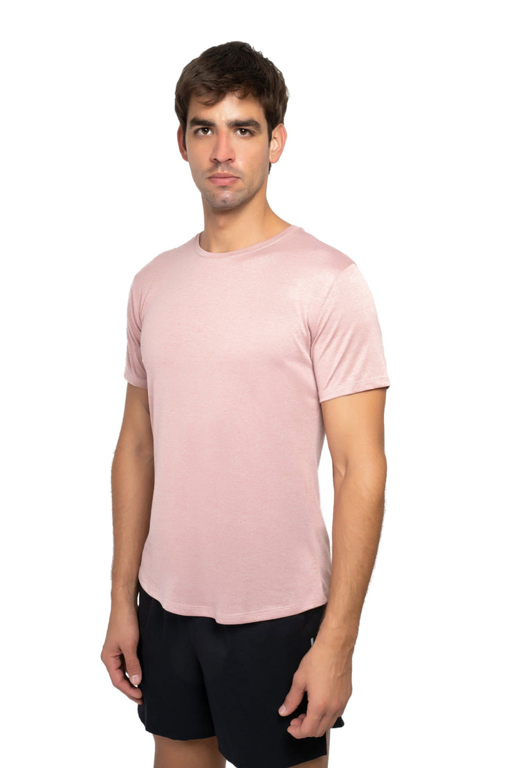 Muscle T-shirt - Dust Rose - Matador Meggings