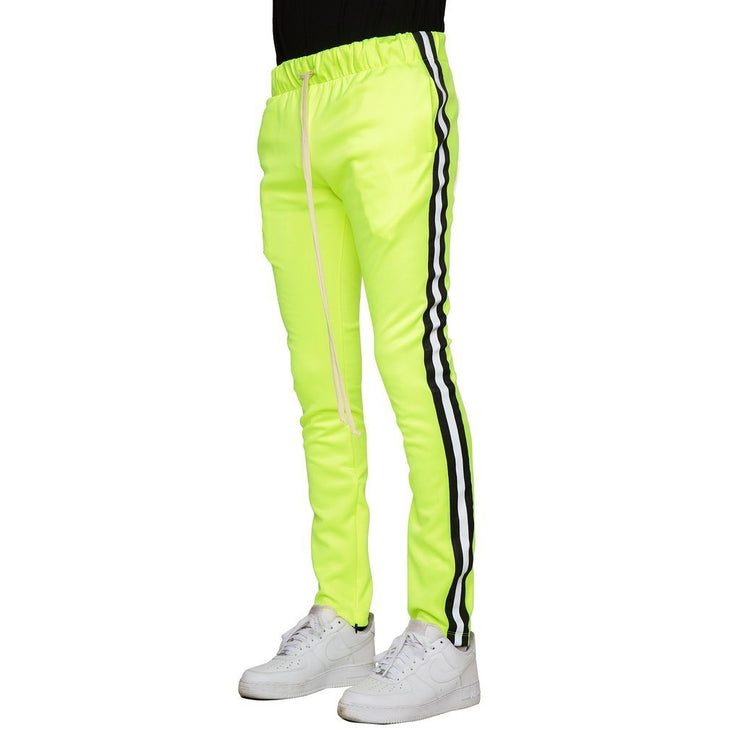 Neon Green Reflective Joggers - Matador Meggings
