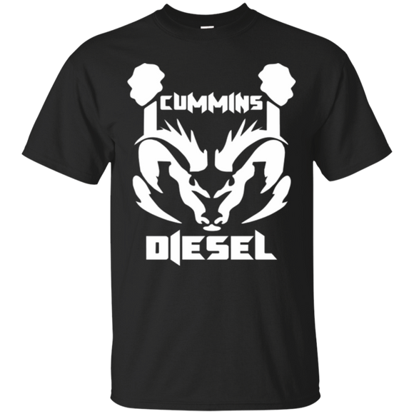 Dodge Cummins Ultra Cotton T-Shirt