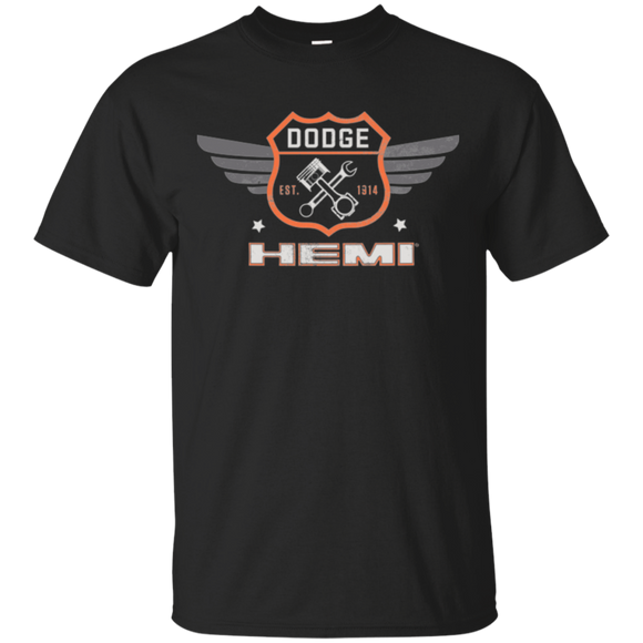 Dodge Hemi Ultra Cotton T-Shirt
