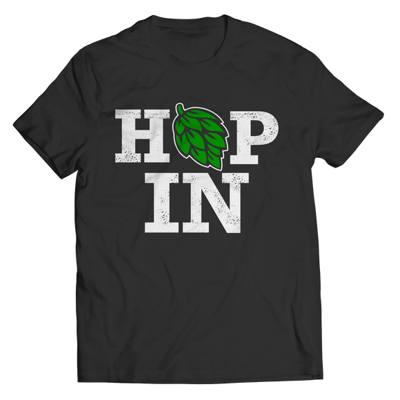 Limited Edition -Hop In