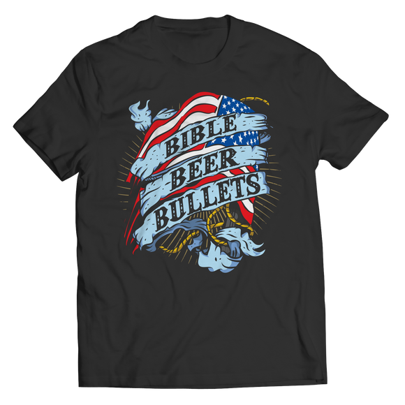 Limited Edition - Bible Beer Bullets ( black)