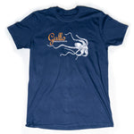 Gullo Specialty Foods Octo Shirt Navy Blue