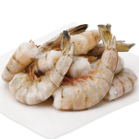 Wild Shrimp (under 12 count per lb) - 5lb Box