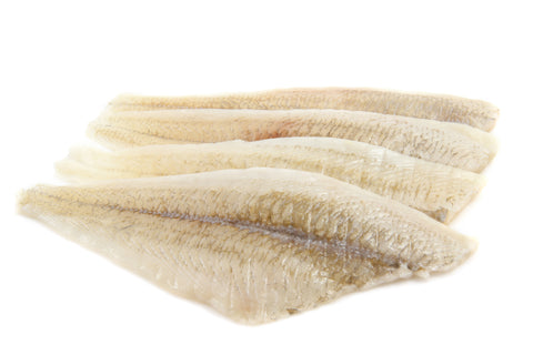 Wild Flatfish Fillet (Fluke or Flounder) 8 oz