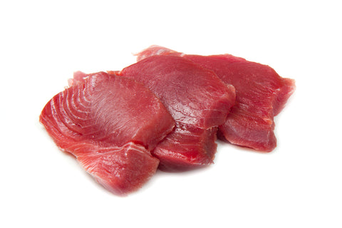 Wild Tuna Steaks Portion 8 oz