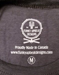 Unisex Canadian Made Funky Upbeat Designs Bamboo T-Shirts