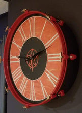 "Load image into Gallery viewer, 22"" RUSH Bass Drum Clock"